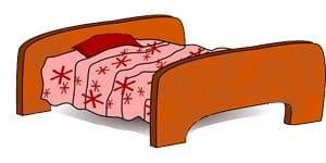 Goed bed belangrijke slaaptip