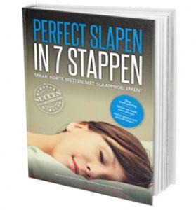 Perfect Slapen in 7 Stappen boek
